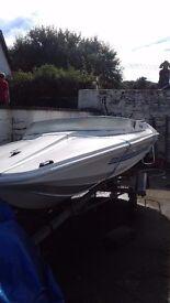 14ft Mustang Speedboat
