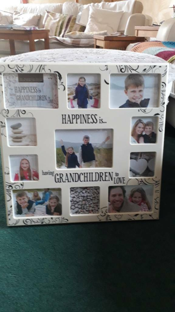 Lovely photo frame great Christmas gift