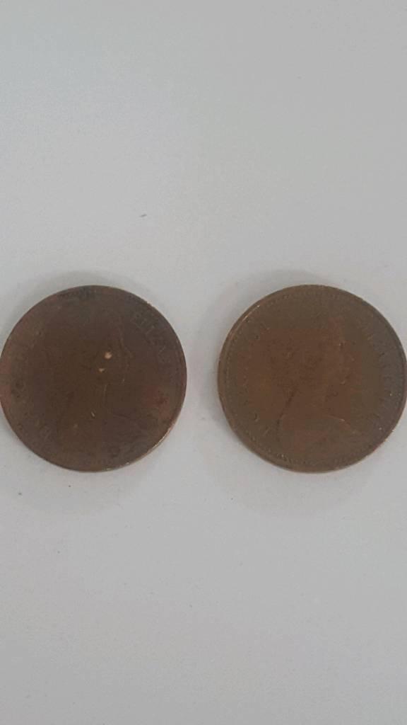 Coins collectable