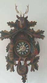Antiques Cuckoo Clock
