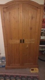 Large Wardrobe (collection only)