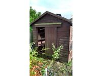 Shed Chicken house