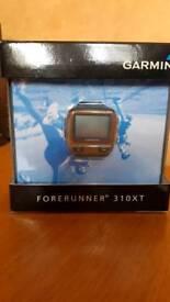 Garmin Forerunner 310xt (incl chest strap)