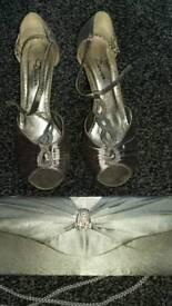 Bag and matching sandal