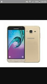 samsung j3 2016 great condition