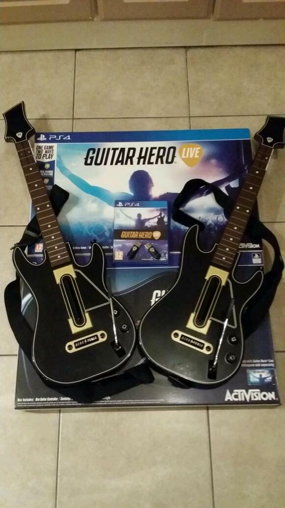 Guitar Hero Live Ps4 In Northampton Northamptonshire