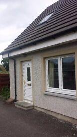 2 bed house to rent Invergordon