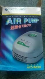 Hailea air pump