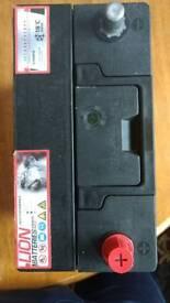 Car Battery Lion 159 45Ah EN 330 CCA