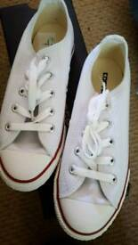 Brand new converse size 1