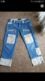 Karen millen jeans size 12
