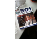 Movie Book- 501 Must See Movies Book