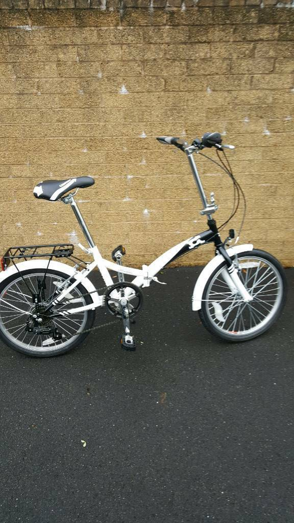 Northern folding bike
