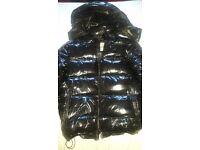 Mens Moncler Maya Size S Jacket- Black