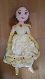 DISNEY: Beauty & The Beast Doll