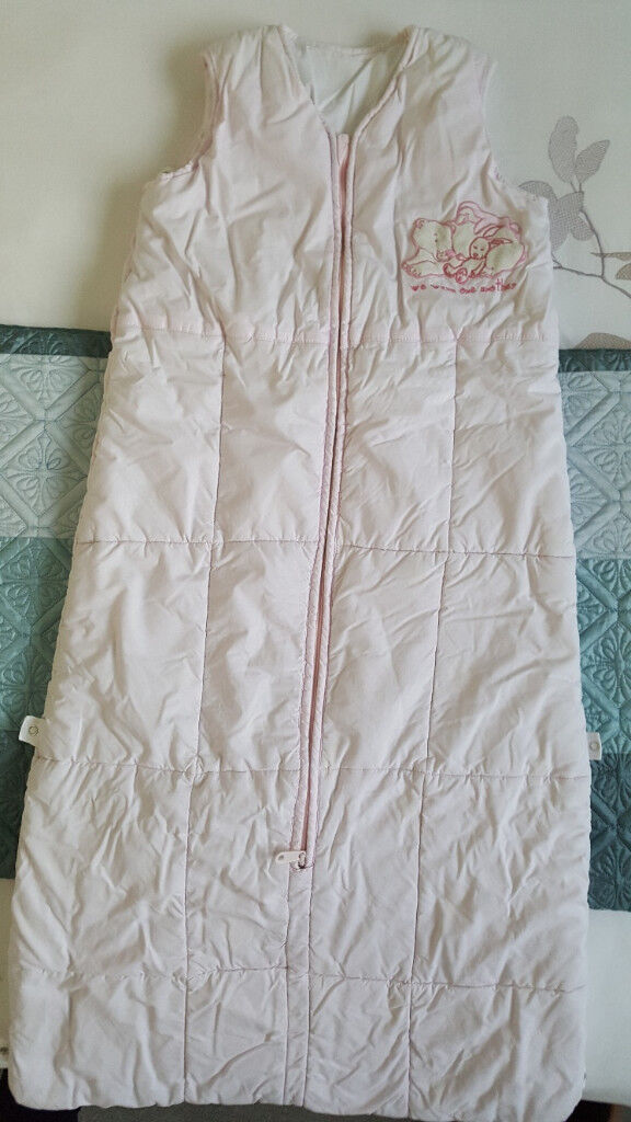 3.5 tog winter sleeping bag (1-3 years)