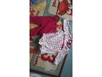 Baby girl BNWT floral dress with leggings