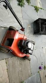 Petrol mower spares repairs