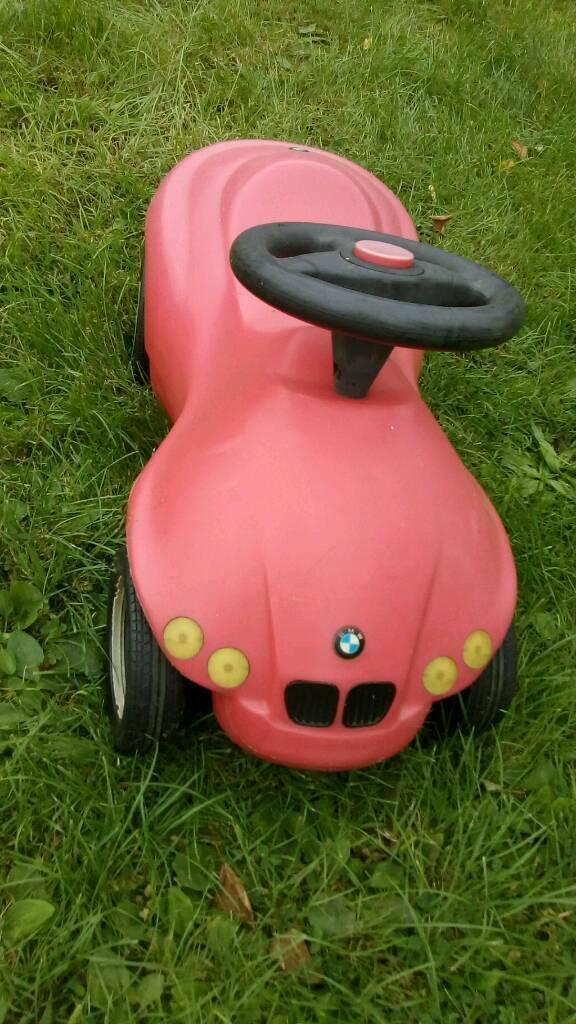 BMW toy car plastic ride on | in Norwich, Norfolk | Gumtree