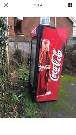 Coca Cola Large Fridge