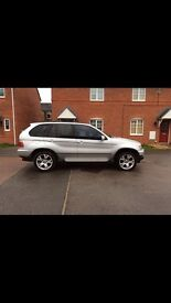 Bmw x5 facelift 2004 automatic