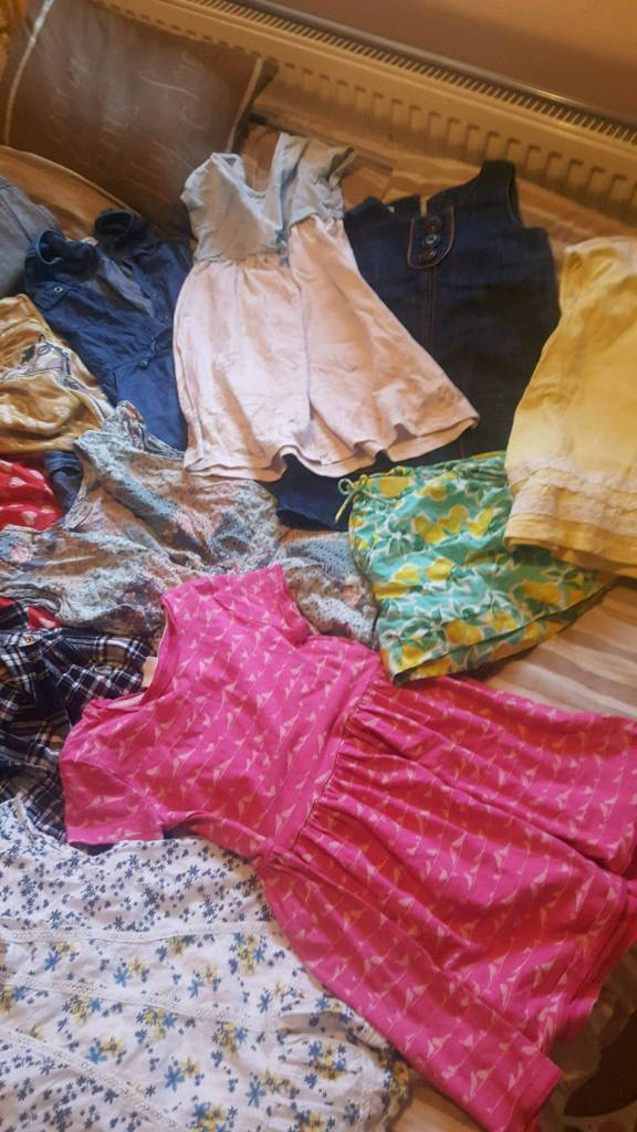 Girls clothes 2/3 3/4