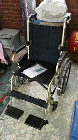 Karma 2500 wheelchair