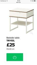 Ikea Trysil Bedside Unit