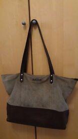 Real Chamois Leather Bag
