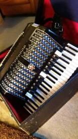 Scandalli Mod IV Italy accordion