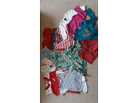 GIRLS CLOTHES BUNDLE, AGE 4-5 YEARS OLD