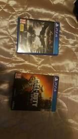 Batman Arkham Knight & Call Of Duty - Black Ops 3 Hardened Edition