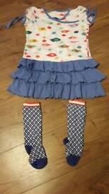 oillily dress