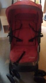 Mothercare Red Pushchair