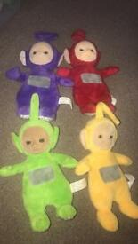 Teletubbies teddy