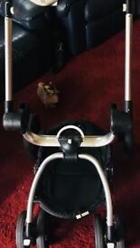 Spares or repair mothercare spin pram/pushchair