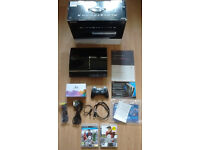 PS3 60gb on 3.55 OFW - PS1 & PS2 Backward Compatible with SACD