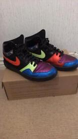 Nike court force high toos