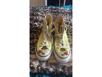 Disney Princess Converse Belle Shoes