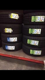 Tyre 205 45 15