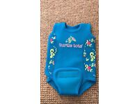 Turtle Tots Wetsuit 0-6mths - NEVER WORN!