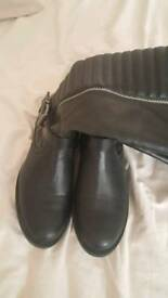 Black Ladies Boots