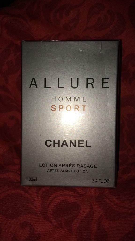 Mens chanel aftershave