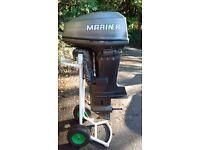mariner 55hp engine.