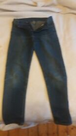 Boys clothing, trousers, Jeans / clothing excellent condition.