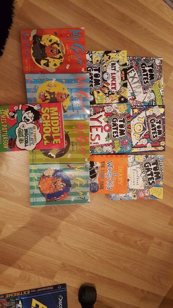 Kids books for 8 to 11 years old