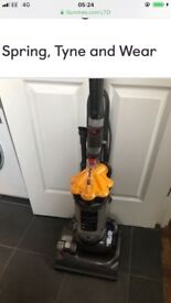 Dyson DC33 upright hoover -ONLY £25!!!