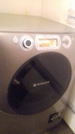 Washing machine Hotpoint Aqualtis 11kg with 1600 variable spin speed