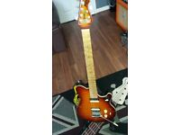 Musicman usa axis guitar with case RUDUCED QUICK SALE