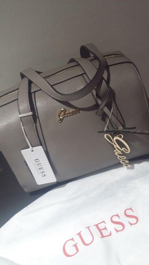 0226b47a6c19 Guess designer handbag new